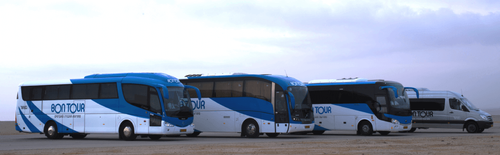 מפואר רכבי הסעות למכירה - אטוטובוסים, מיניבוסים ורכבי א.צ.ז - בון תור הסעות MK-74